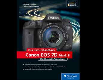 Cover von Canon EOS 7D Mark II. Das Kamerahandbuch