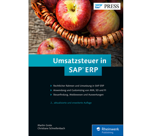 Cover von Umsatzsteuer in SAP ERP