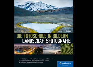 Cover von Die Fotoschule in Bildern. Landschaftsfotografie