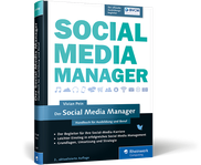 Cover von Der Social Media Manager