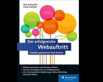 Cover von Der erfolgreiche Webauftritt