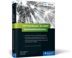 Cover von SAP NetWeaver AS ABAP – Systemadministration