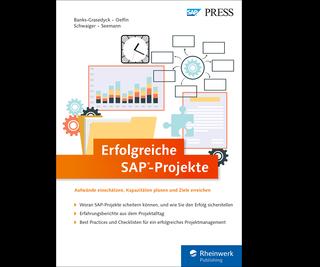 Cover von Erfolgreiche SAP-Projekte