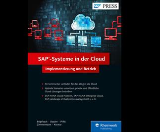 Cover von SAP-Systeme in der Cloud