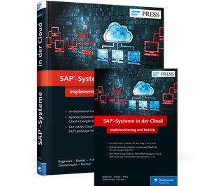 Cover von SAP-Systeme in der Cloud