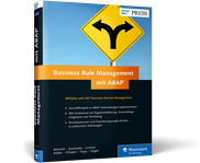 Cover von Business Rule Management mit ABAP