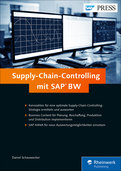 Cover von Supply-Chain-Controlling mit SAP BW
