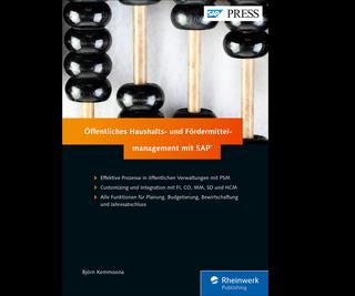 Cover von Öffentliches Haushalts- und Fördermittelmanagement mit SAP