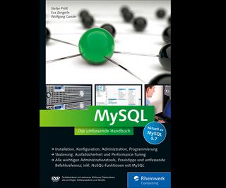 Cover von MySQL