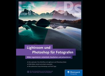 Cover von Lightroom und Photoshop für Fotografen