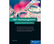 Cover von SAP-Testmanagement