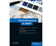 Cover von Entwurfsmuster in ABAP