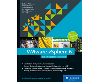 Cover von VMware vSphere 6