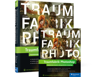 Cover von Traumfabrik Photoshop