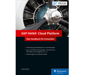 Cover von SAP HANA Cloud Platform