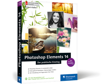 Cover von Photoshop Elements 14