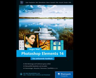 Cover von Photoshop Elements 14