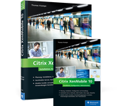 Cover von Citrix XenMobile 10