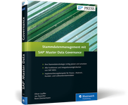 Cover von Stammdatenmanagement mit SAP Master Data Governance