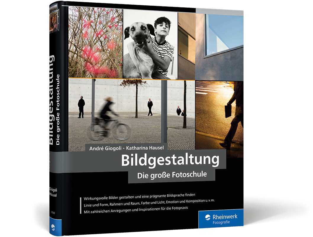 Bildgestaltung. Die große Fotoschule von A. Giogoli und K. Hausel