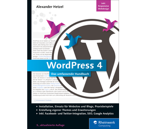 Cover von WordPress 4