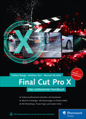 Cover von Final Cut Pro X 10.2