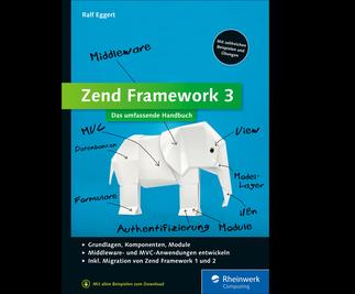 Cover von Zend Framework 3