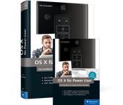 Cover von OS X für Power User