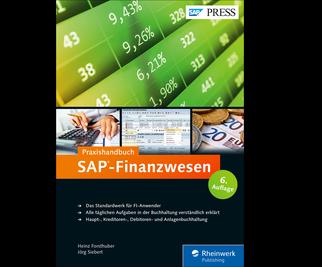 Cover von SAP-Finanzwesen