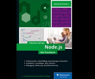 Cover von Node.js