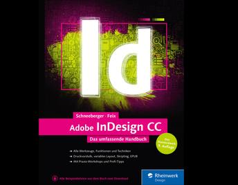 Cover von Adobe InDesign CC