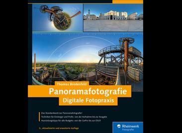 Cover von Digitale Fotopraxis Panoramafotografie