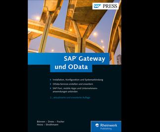 Cover von SAP Gateway und OData