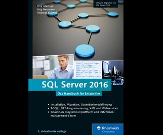Cover von SQL Server 2016
