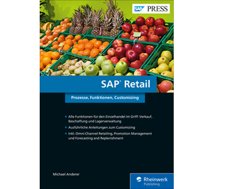 Cover von SAP Retail