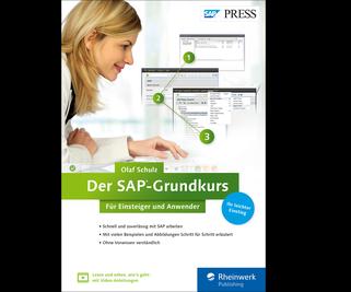 Cover von Der SAP-Grundkurs für Einsteiger und Anwender