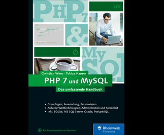 Cover von PHP 7 und MySQL
