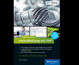 Cover von Instandhaltung mit SAP