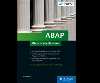 Cover von ABAP – Die offizielle Referenz