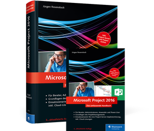 Cover von Microsoft Project 2016