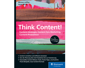 Cover von Think Content!