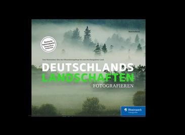 Cover von Deutschlands Landschaften fotografieren