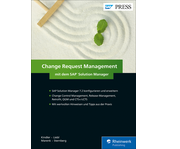 Cover von Change Request Management mit dem SAP Solution Manager