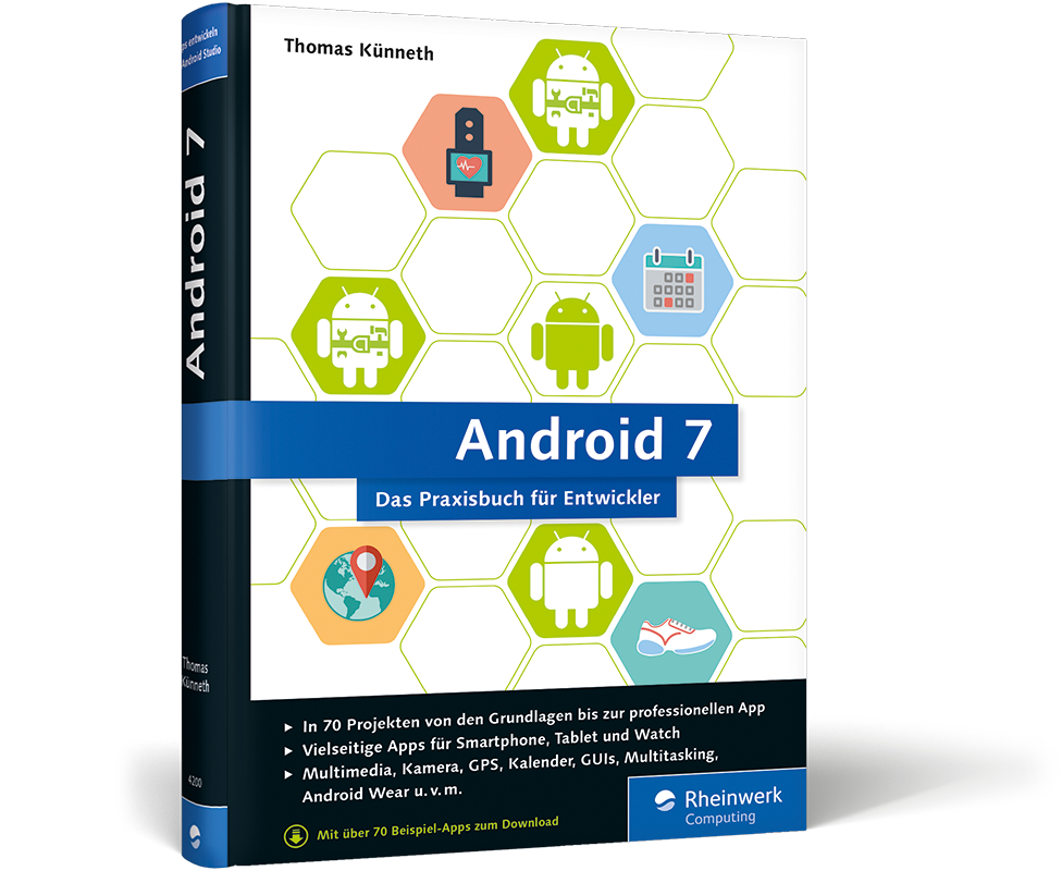 android 7 apps entwickeln mit android studio rheinwerk. Black Bedroom Furniture Sets. Home Design Ideas