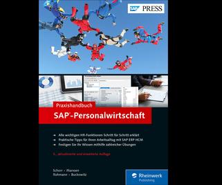 Cover von SAP-Personalwirtschaft