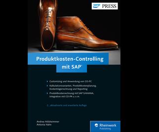 Cover von Produktkosten-Controlling mit SAP