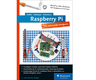 Cover von Raspberry Pi