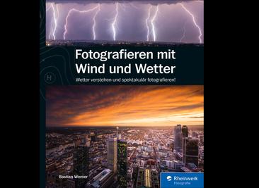 Cover von Fotografieren mit Wind und Wetter