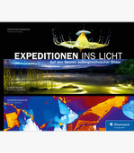 Cover von Expeditionen ins Licht