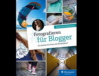 Cover von Fotografieren für Blogger